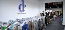 D.R. Warehouse Showroom Entrance